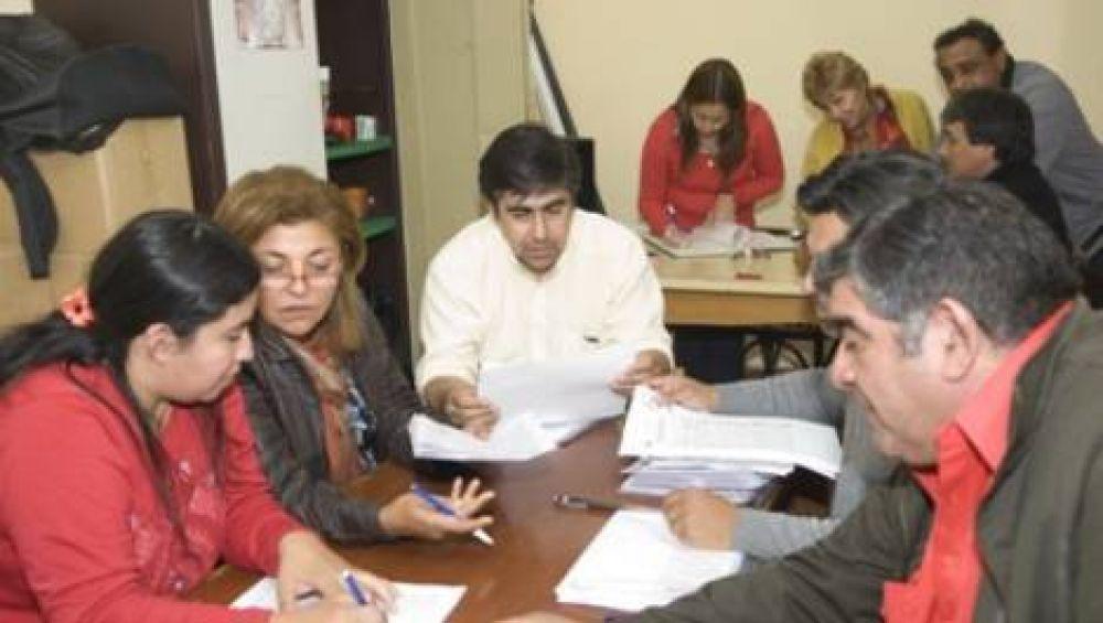 Nancy Quiñones y Mario Sánchez, los candidatos a la conducción de ATECA
