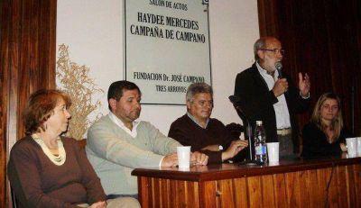 Presentaron localmente el Instituto de Formaci�n Ciudadana �Arturo Illia�