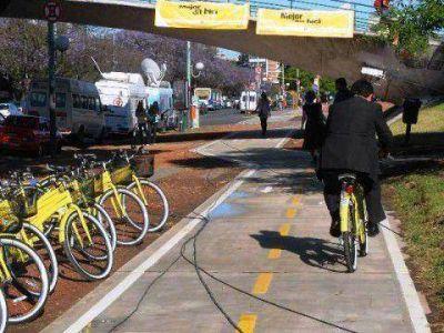 Neuquén se propone usar más las bicicletas
