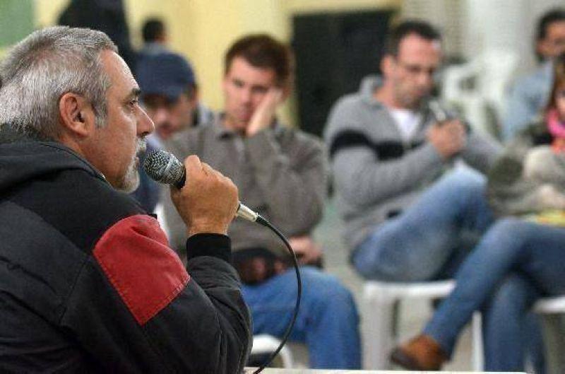 La seccional capital de ATEN votó paro para el 7 de mayo