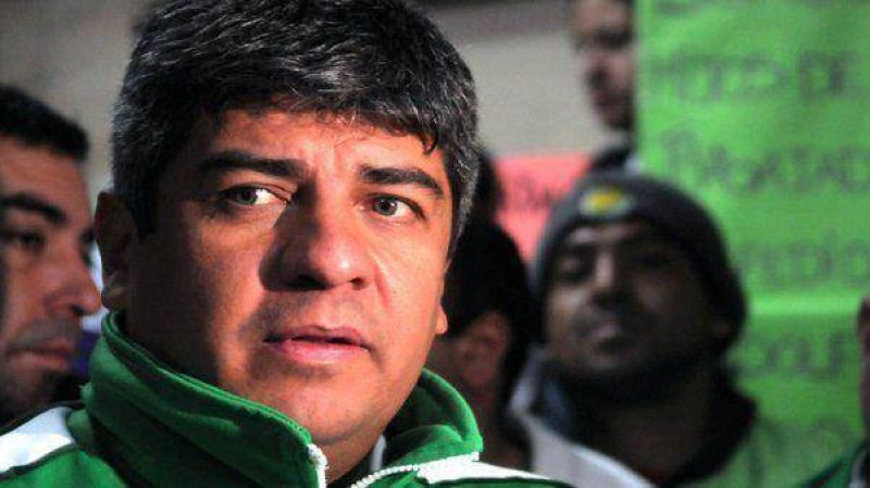 Pablo Moyano polémico: