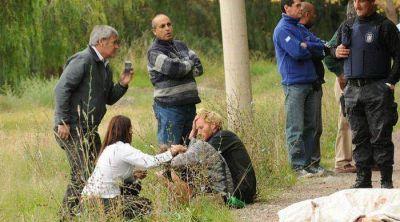 Cámaras e identikit, las esperanzas para dar con el matador del turista