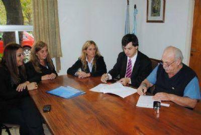 I.Na.Re.P.S. y Trabajo firmaron convenio para insertar laboralmente a personas con discapacidades