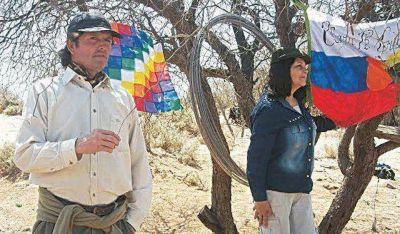 Alarma en comunidad originaria por usurpación de tierras
