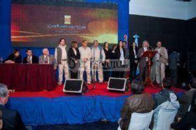 Quedó inaugurado el canal público de Catamarca