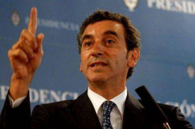 Randazzo dijo que invertirán para reactivar el taller ferroviario de Güemes
