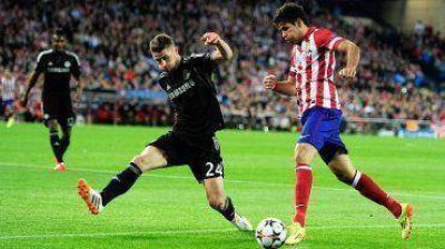 Chelsea y Atlético Madrid van en busca de la final de la Champions