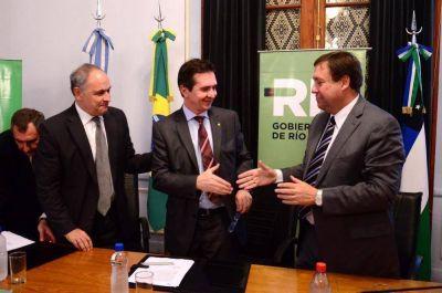Río Negro acordó con Petrobras un aporte de 100 millones de dólares