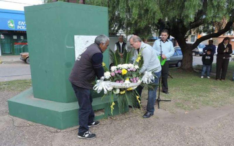 La CGT homenajeó a los trabajadores en su día
