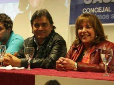 Casasola respaldó la municipalización de la recolección de residuos