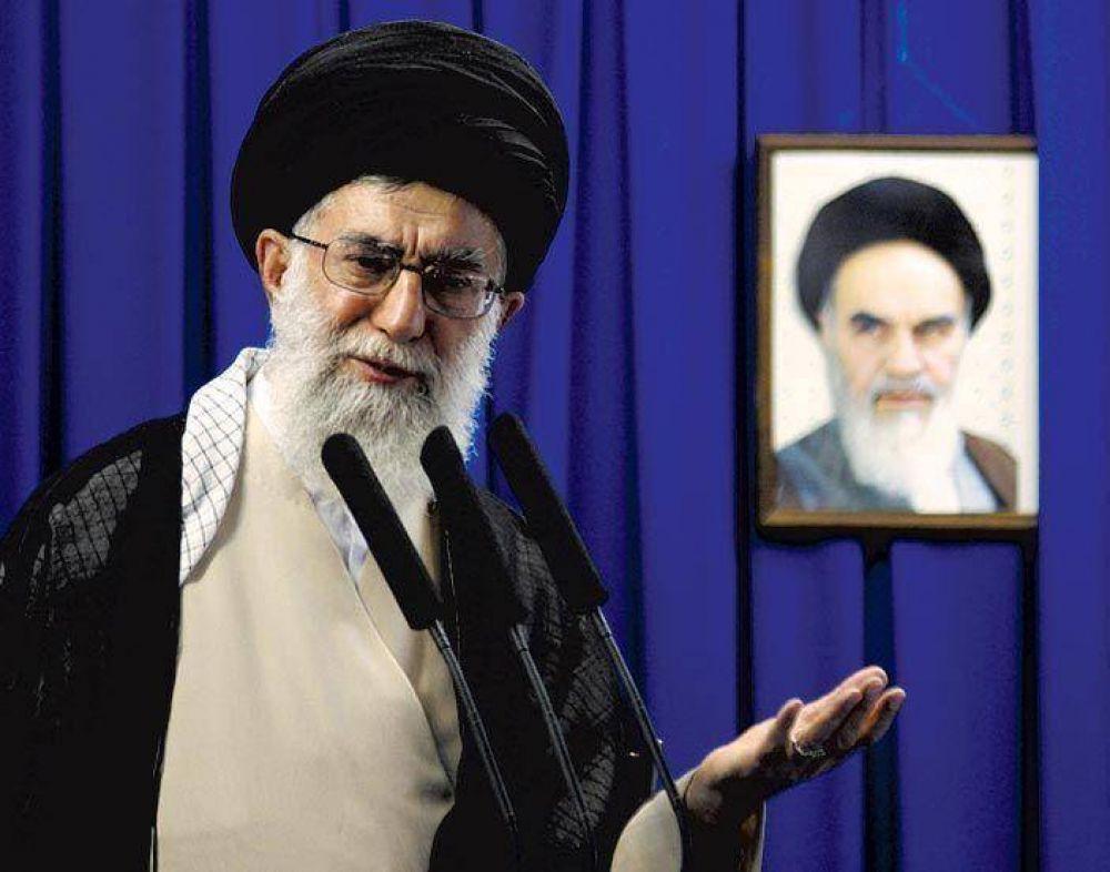 Un enigmático líder religioso, el verdadero hombre fuerte iraní.