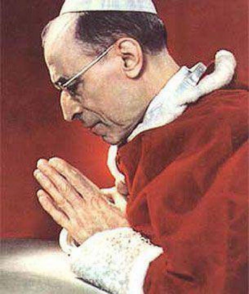 Qued� estancada la beatificaci�n de P�o XII.