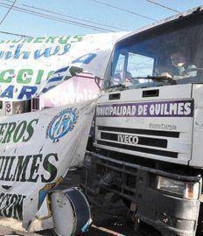 Una nueva amenaza de los camioneros