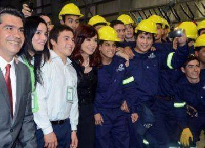 CFK, a Moyano: