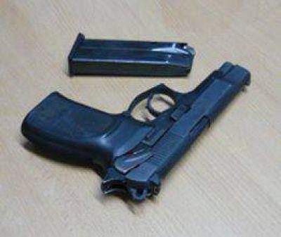 Secuestraron un arma robada tiempo atrás