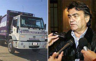 Pasa a manos estatales la recolecci�n de basura en Quilmes