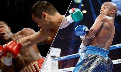Dos escuelas de boxeo se enfrentan