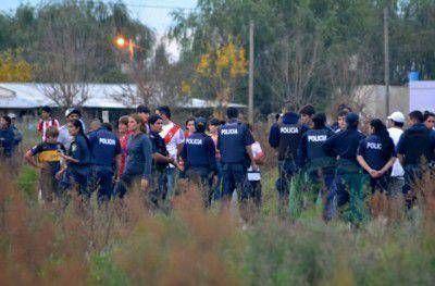 Unas 30 familias intentaron usurpar terrenos privados
