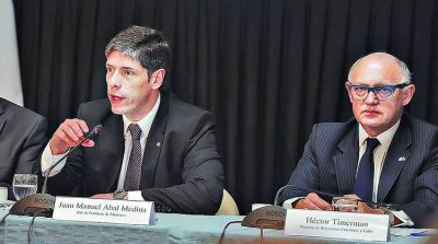 "Jaime Linares: ""No voy a acompañar el pliego de Juan Manuel Abal Medina"""