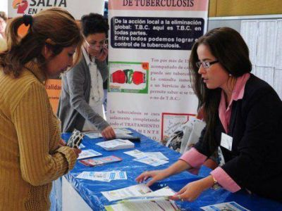 Salta es la segunda provincia con más casos de tuberculosis