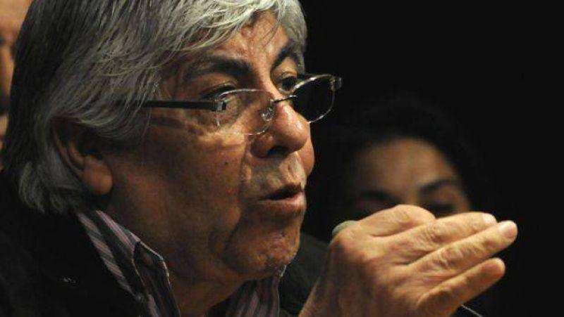 Según Moyano, podrían duplicarse los sueldos de recolectores de basura bonaerenses