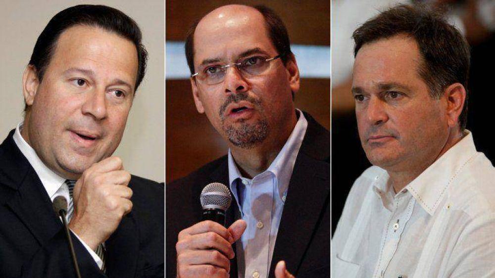 Elecciones en Panamá: tres candidatos, ningún favorito