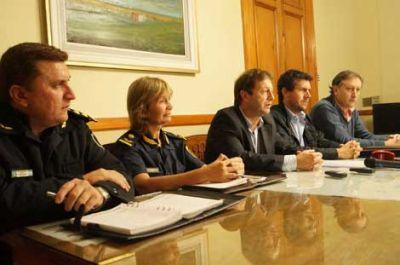 En Chivilcoy funcionar� una sede de la Escuela de Polic�a 'Juan Vucetich'