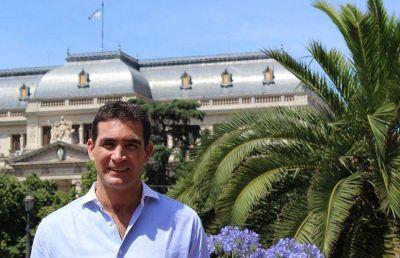 Hogan se refiri� al proyecto para evitar la reelecci�n indefinida de Intendentes