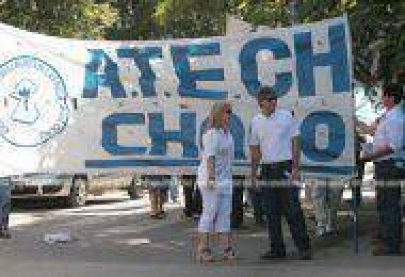 Atech y Sitech Federaci�n paran mi�rcoles y jueves