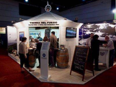 Tierra del Fuego festejó su día en la Feria del Libro