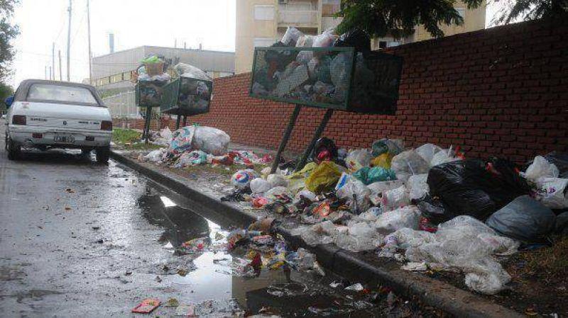 Punto final para el conflicto por la recolecci�n de residuos en Quilmes