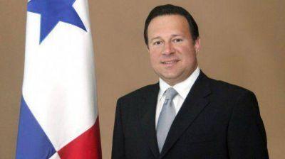 Juan Carlos Varela es el nuevo presidente de Panamá