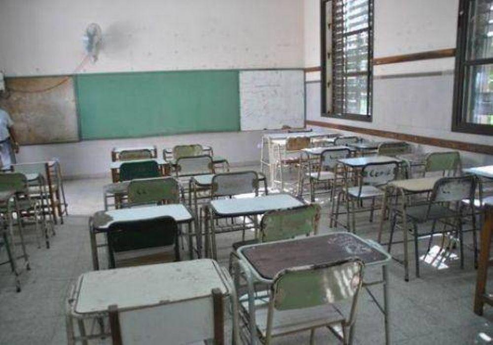 Se agita la posibilidad de un nuevo paro docente