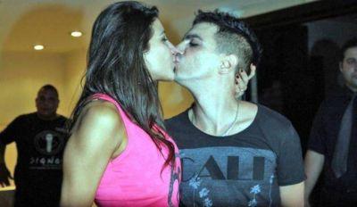 Andrea Rincón y Ale Sergi, nuevamente juntos