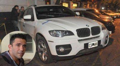 Procesan a Suris por la BMW robada que conducía Fariña