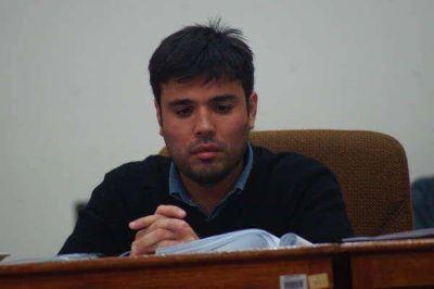 El concejal Urquiza no está de acuerdo con la suba de las tasas