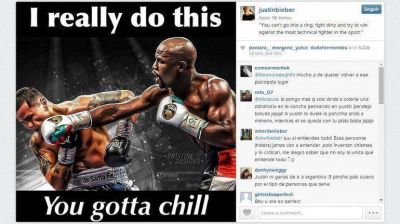 Justin Bieber contra el