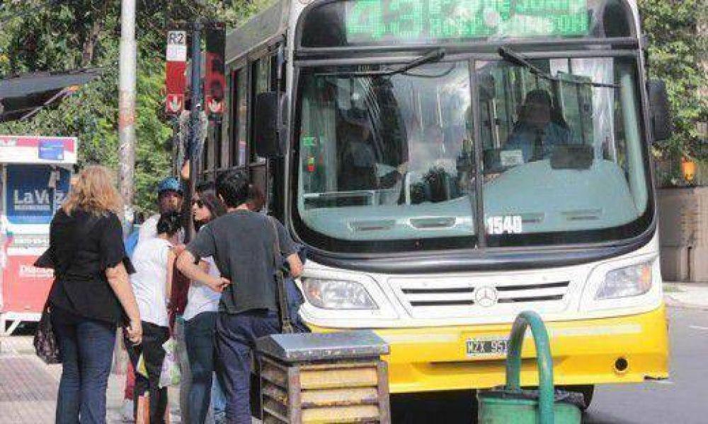Fetap pedirá un boleto a $6,10 o subsidio municipal por $70 M