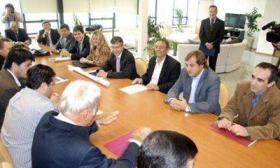 La Provincia y Río Cuarto analizaron las deudas mutuas en reunión de gabinetes