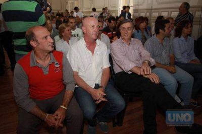 Con presencia entrerriana, el socialismo renueva sus autoridades
