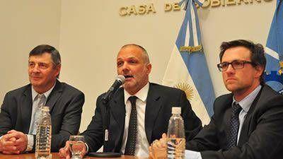 Garitano asume el lunes en Coordinación y Ruffa en Trabajo
