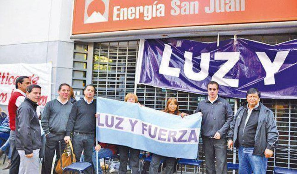 Energía San Juan ofreció un 18% de incremento salarial