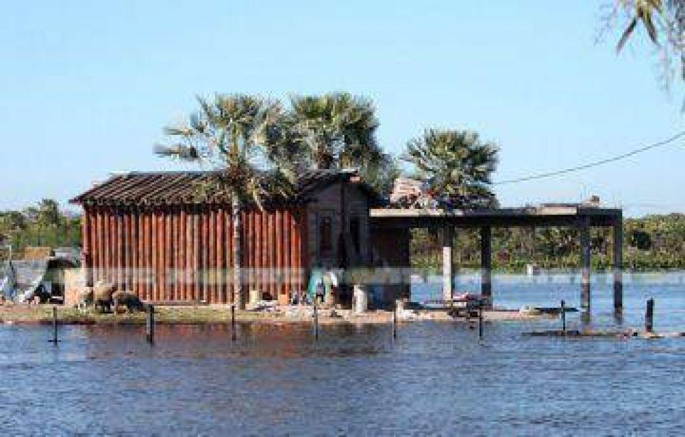 El Paraná se aproxima al nivel de alerta