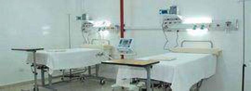 San Pedro inaugur� el SAME 107 y terapia Intensiva en el Hospital