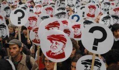 Julio L�pez: Pedir�n la intervenci�n de la Comisi�n Interamericana de Derechos Humanos