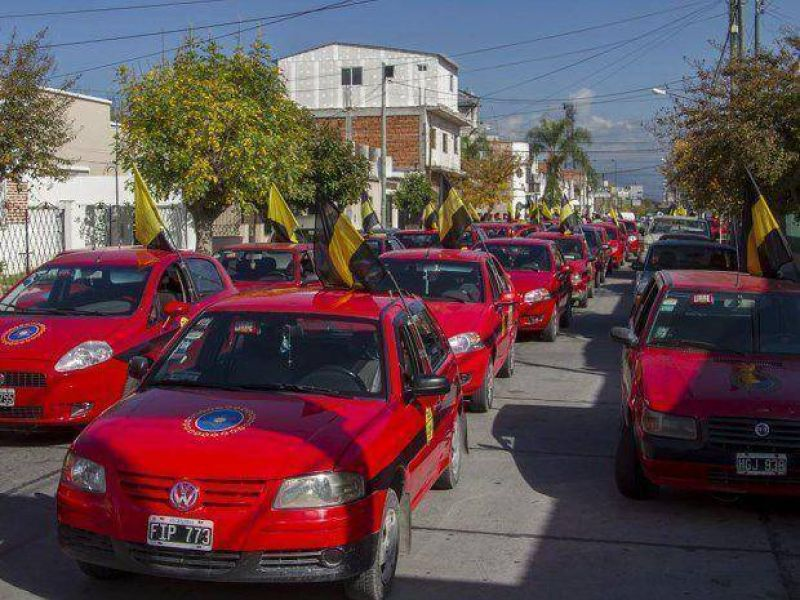 El reclamo de los taxistas entró en un compás de espera