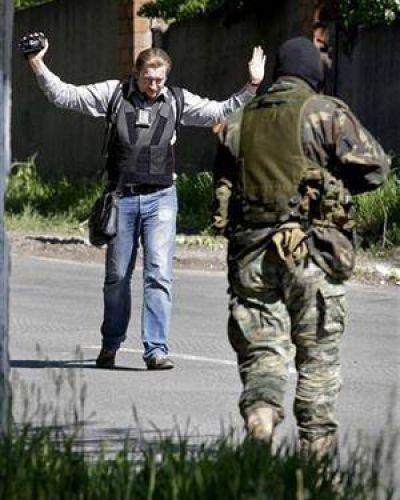 Occidente advierte que Ucrania está al borde de la guerra civil