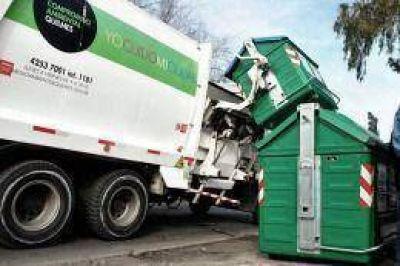 Nueve de los 33 municipios del conurbano tienen estatizada la recolección de residuos