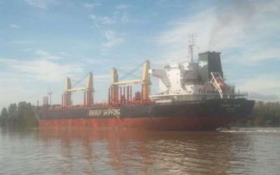 Concluyó el 4º embarque de arroz del año para Asia