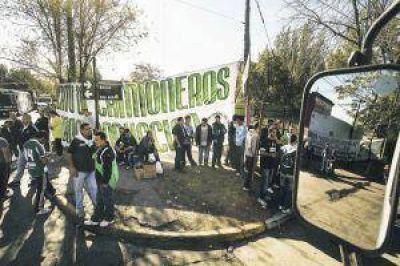 Basura: Quilmes, un límite para los Moyano